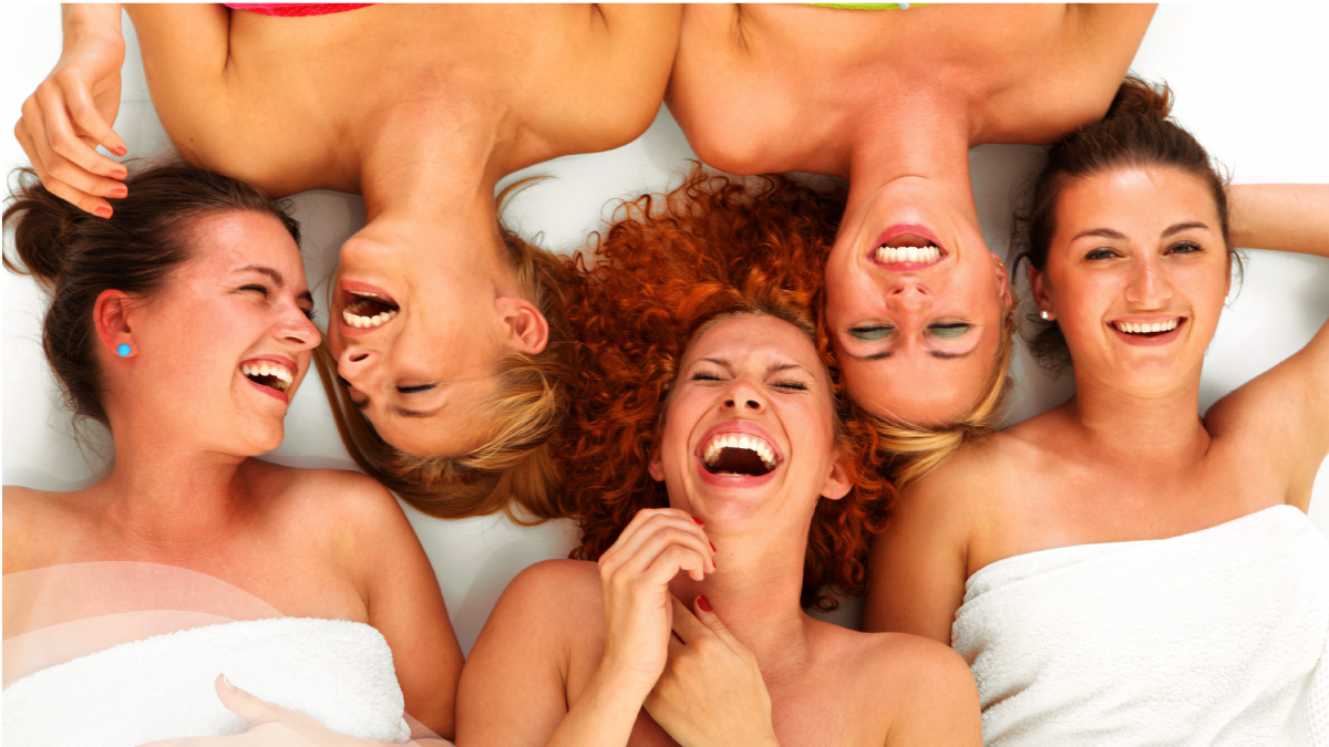 Amiche di Relax! ACQUAin Spa &Wellness