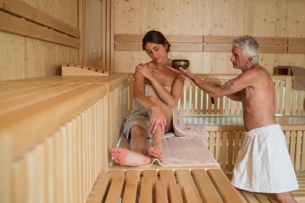 Suoni Rilassanti in sauna