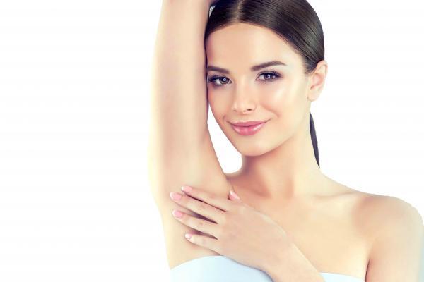 Armpits wax