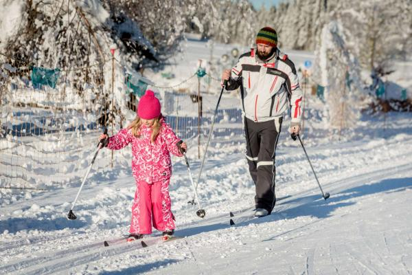 1 daily entrance Cross-country ski Center children Andalo Life