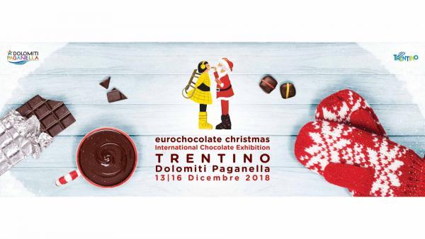E' iniziata la prima edizione di EUROCHOCOLATE CHRISTMAS IN TRENTINO