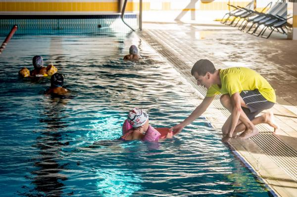 Why is it important to do activities in the water SINCE CHILDHOOD?