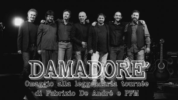 ANDALO LIVE - DAMADORE'