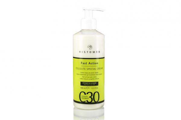 Anticellulite cream fast-acting. C30 formula