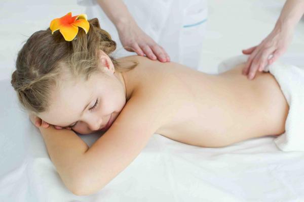 Massage ''The secret of Dolomia''