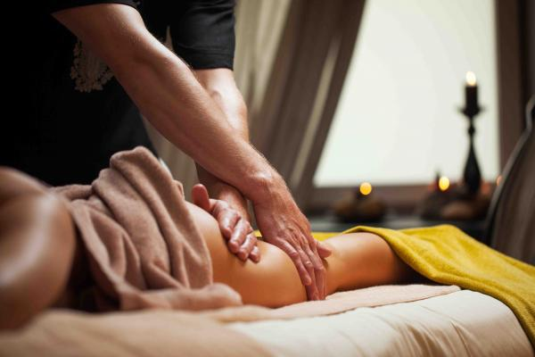 Massage for specific areas