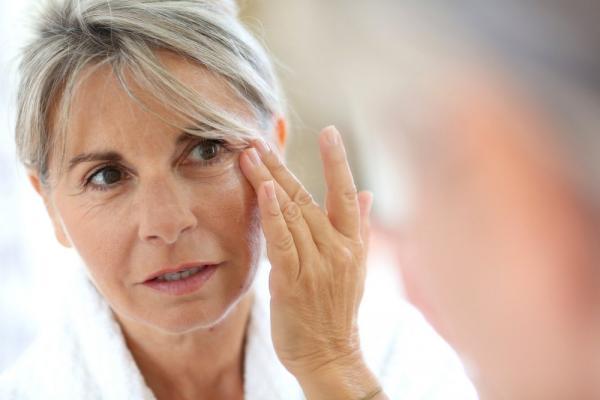 Anti aging Facial treatment  for mature skin