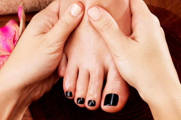 Semipermanente applicazione piedi