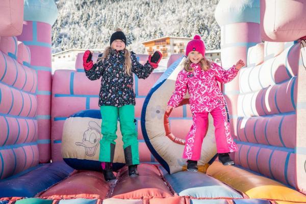 Winter Park + Bimbolandia + Funny Jump