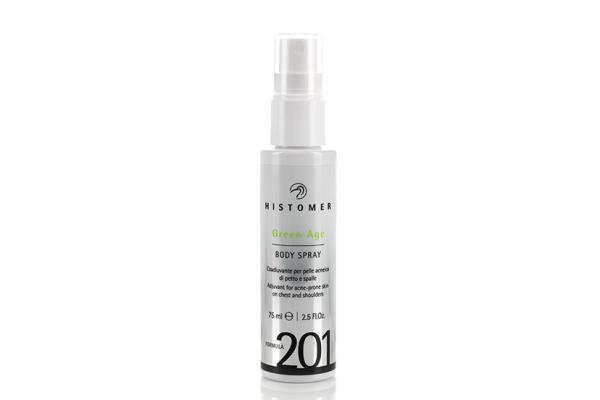 Green age body spray