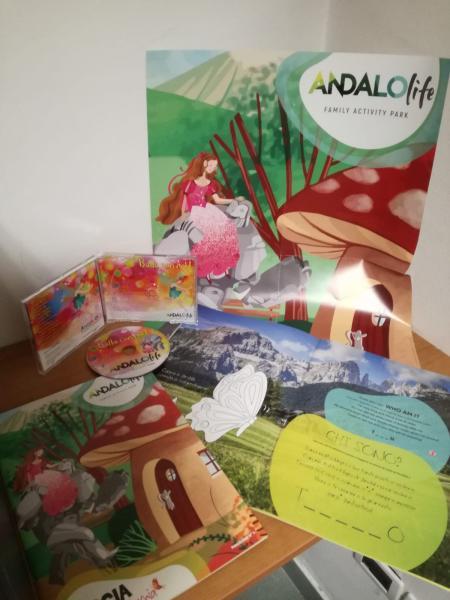 Roccia and Dolomia Kit 2