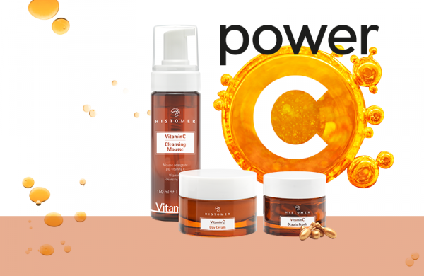 POWER  C- THE FACE PROGRAM VITAMIN C