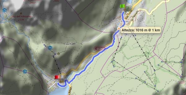 9. Passeggiata Andalo - Molveno