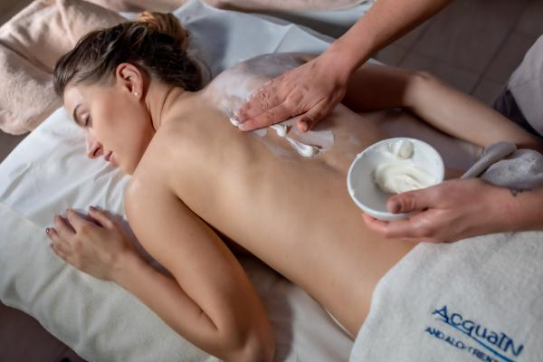Purifying customized body treatment