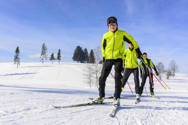6 consecutive days subscription Cross-country ski Center children Andalo Life