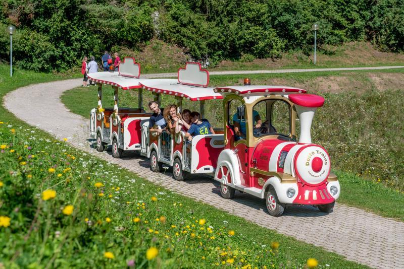 2020 PHMatteoDeStefano_Andalo_bambini_montagna_family_trenino_lago_parco_Life_Dolomiti_Paganella_Trentino_(18)