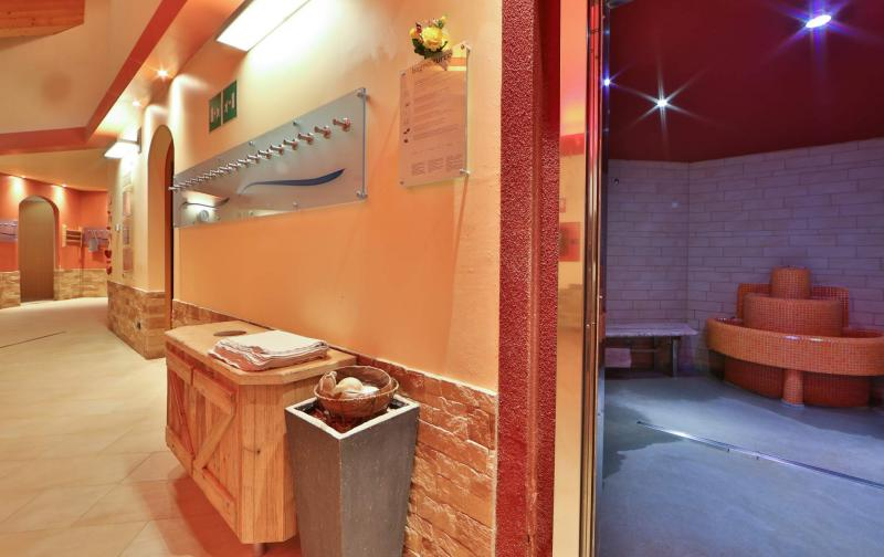 bagno turco centro benessere spa andalo life park Dolomiti Paganella Trentino