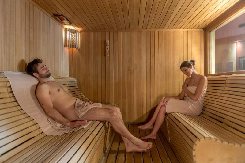 centro wellness Andalo sulle Dolomiti Paganella per vacanze wellness e relax in Trentino spa centro benessere