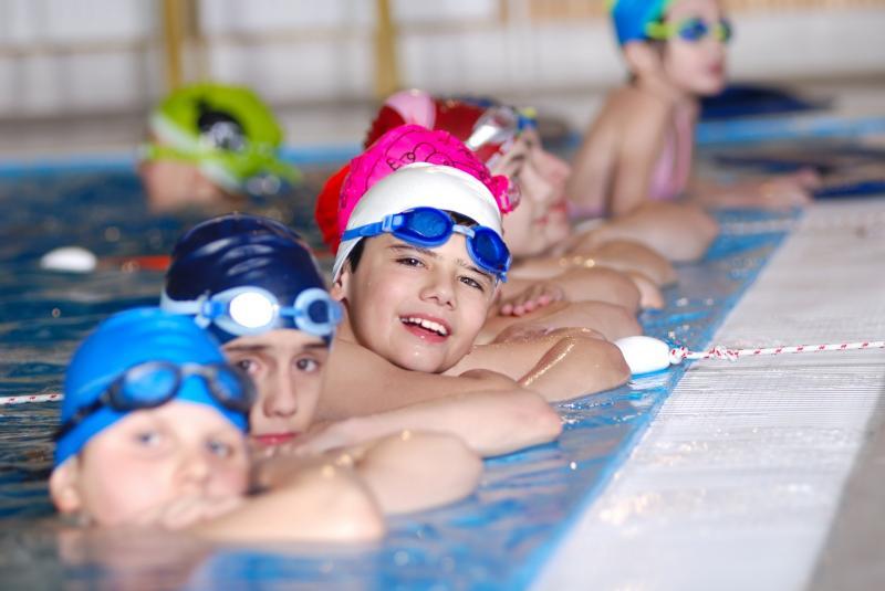 corsi di nuoto per gruppi e scuole centro Acquain Andalo Dolomiti Paganella Trentino