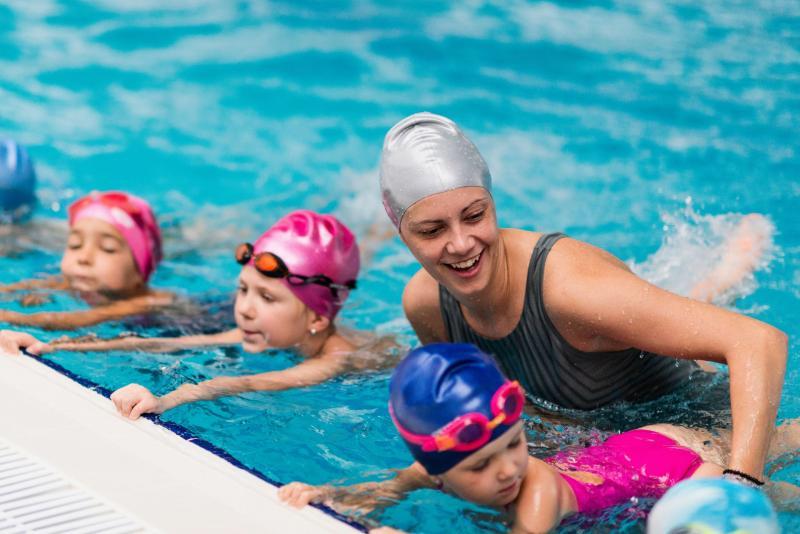 corsi di nuoto per bambini a Andalo 3_6 anni Acquain Dolomiti Paganella Trentino