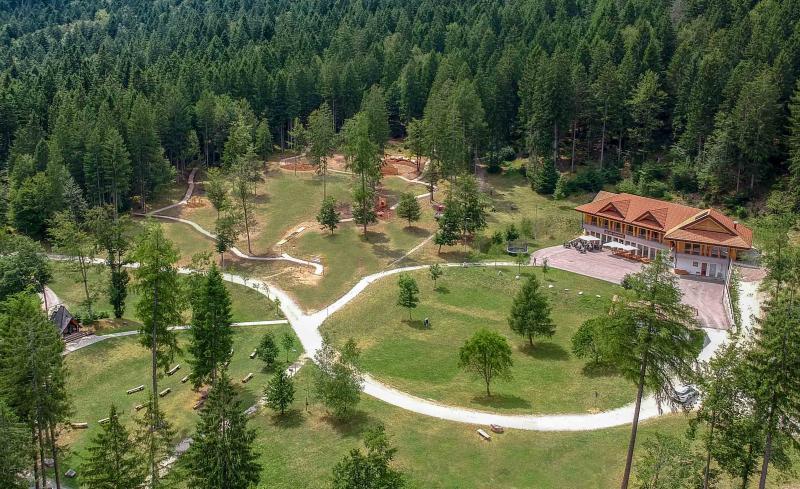 Sensorial's route ''Sarnacli Mountain Park''
