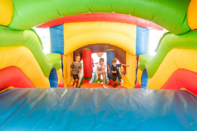 Maso Effo miniclub Andalo per bambini giochi in montagna LifePark Dolomiti Paganella Trentino