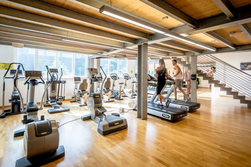 palestra ad Andalo Life Family Activity Park Acquain Trentino Paganella Dolomiti per attività fitness