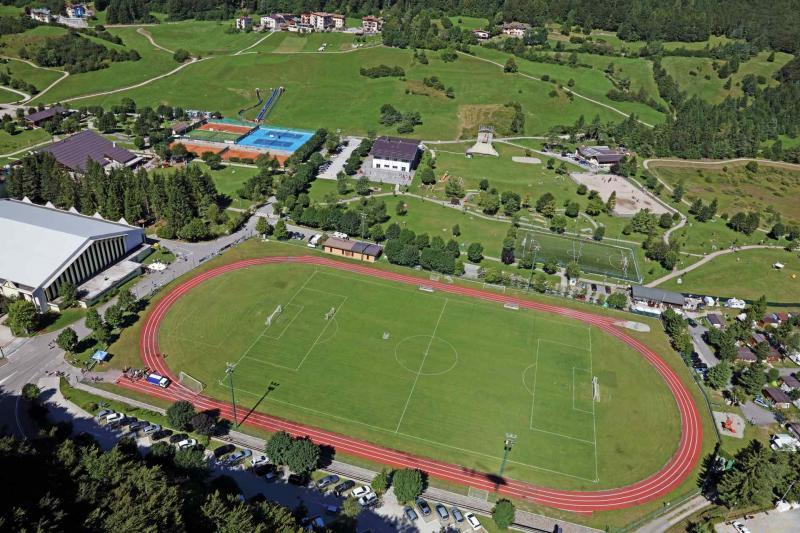 Ritiri calcistici montagna Trentino_Bologna Calcio Ritiro Andalo Life parco Dolomiti