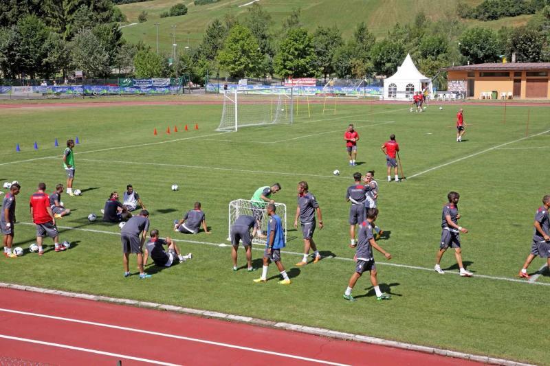 Ritiri calcistici montagna Trentino Calcio Ritiro Andalo Life parco Dolomiti
