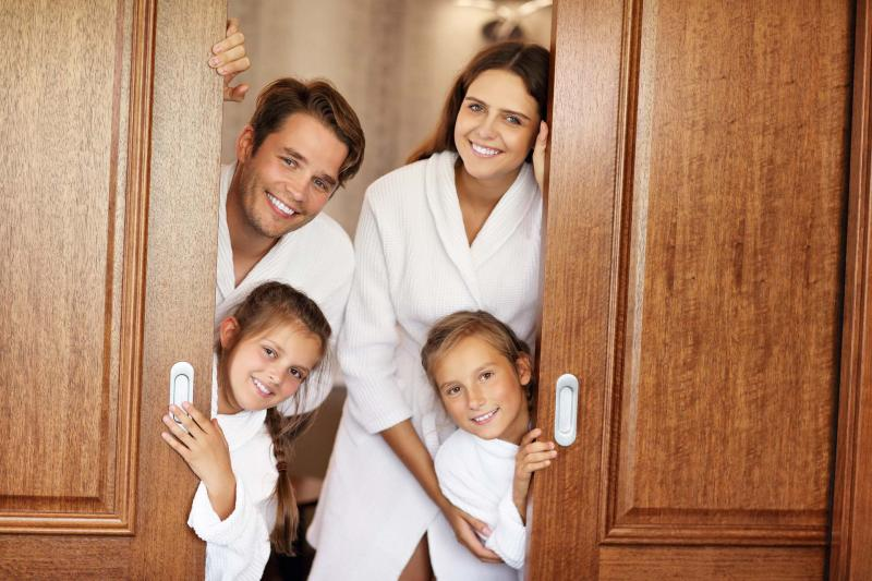 Roccia & Dolomia FAMILY SPA