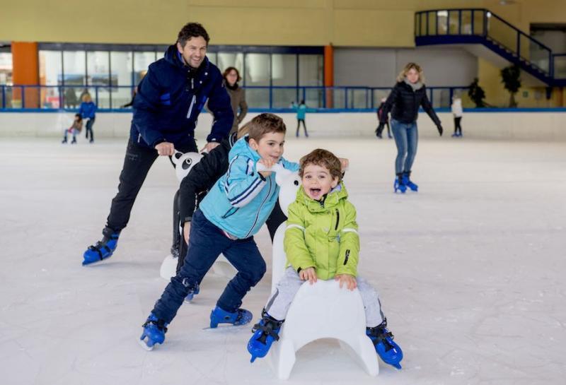 Stadio del ghiaccio