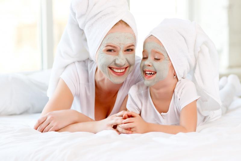 Mini trattamenti viso per i più piccoli